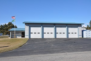 Stations Of Spokane County Fire District 8